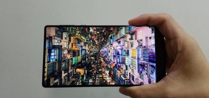 Xiaomi Mi MIX featured
