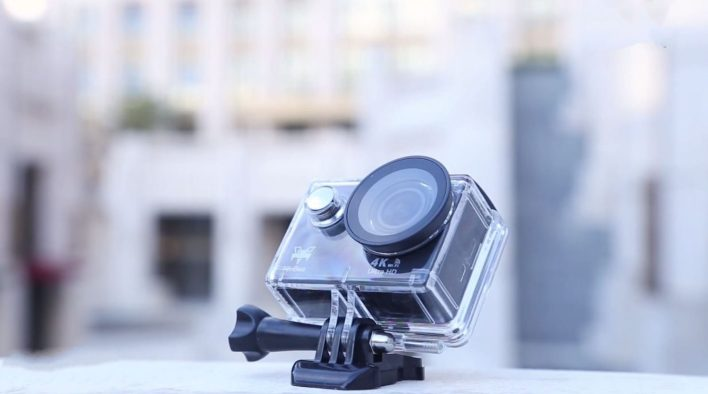 Furibee H9R 4K Action Camera - Featured