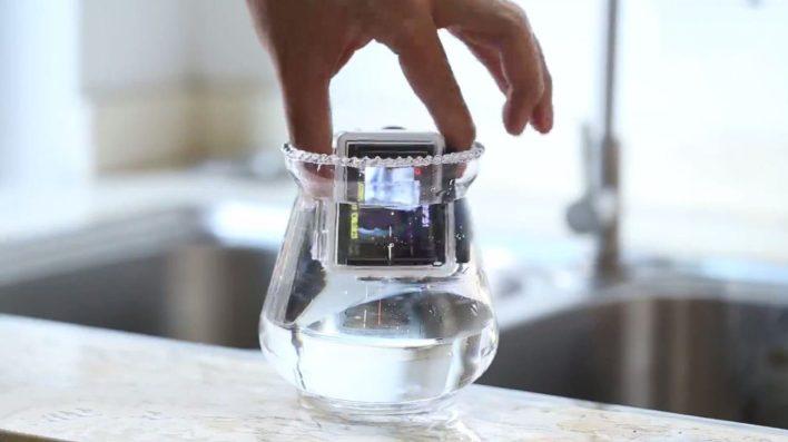 Furibee H9R 4K Action Camera - waterproof