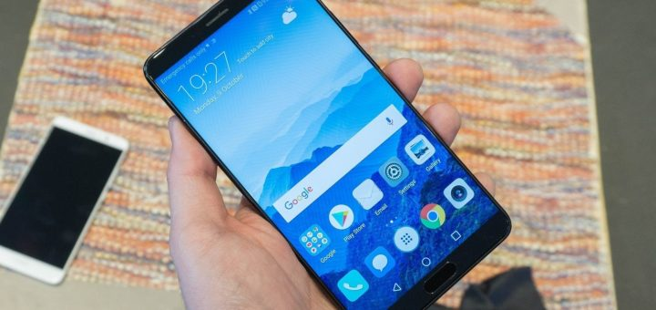 Huawei Mate 10 - Featured