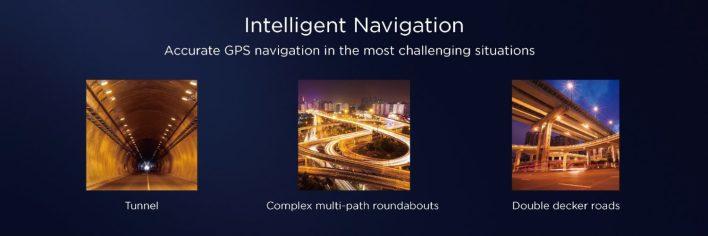 Huawei Mate 10 - GPS