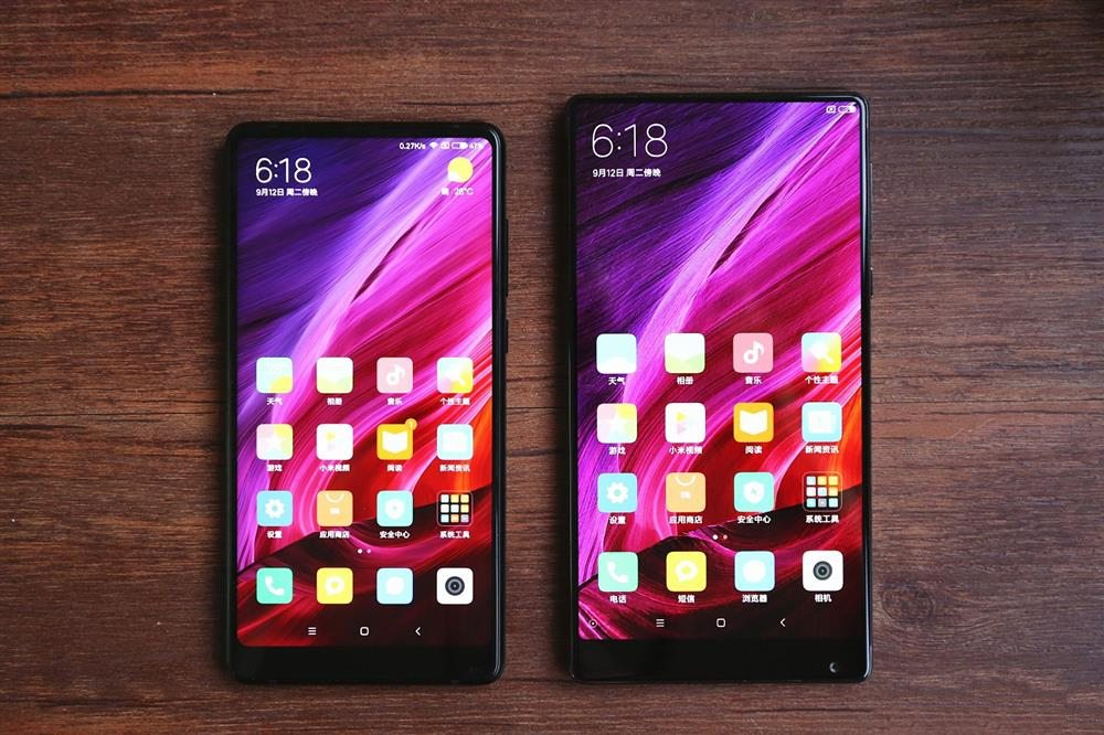 Xiaomi Mi MIX 2 Vs Xiaomi Mi MIX - Featured