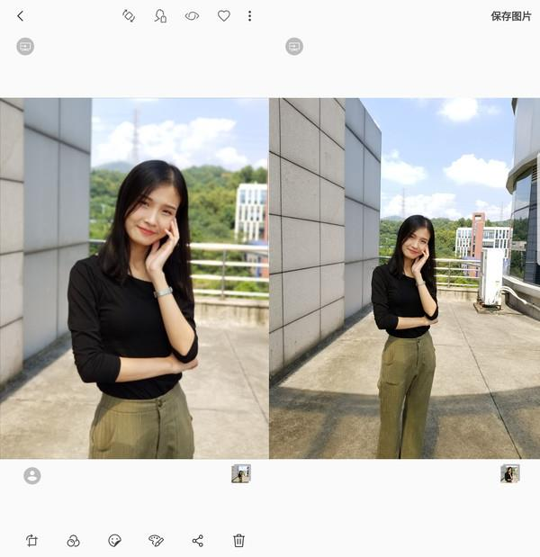iPhone 8 Plus Vs Samsung Galaxy Note 8 Camera Comparison - Portrait Features