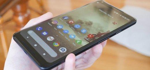 Google Pixel 2 XL Edge Touch Fail