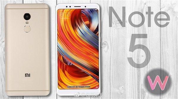 Xiaomi Redmi Note 5 Featured