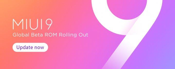 MIUI 9 Global Beta ROM 7.12.21