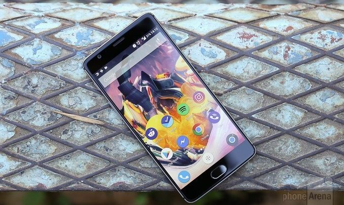 OnePlus 3 3T Android 8.0 update 112