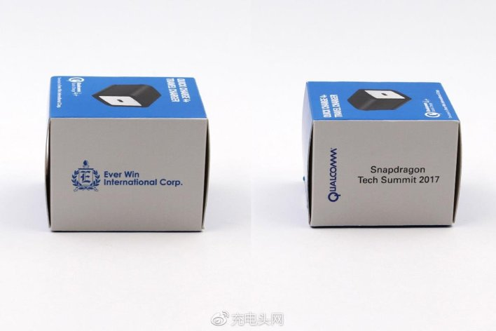 Qualcomm QC 4.0 + Charger Review - Packaging 2