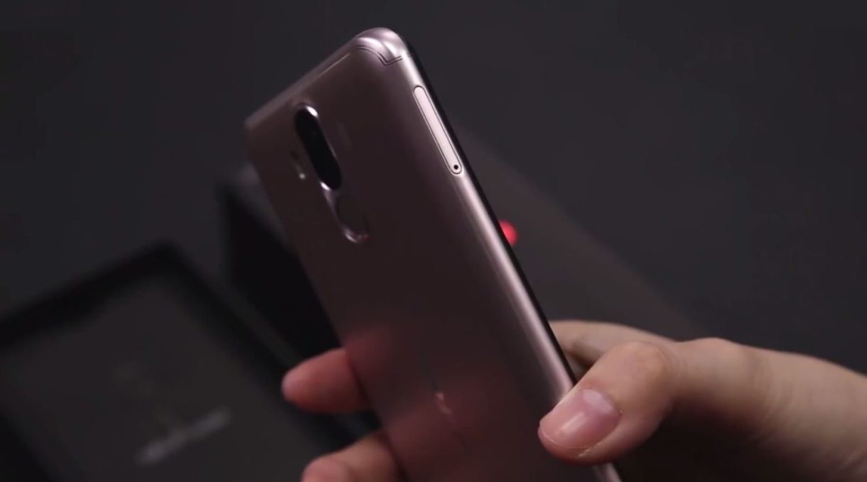 Ulefone Power 3 Preview - side