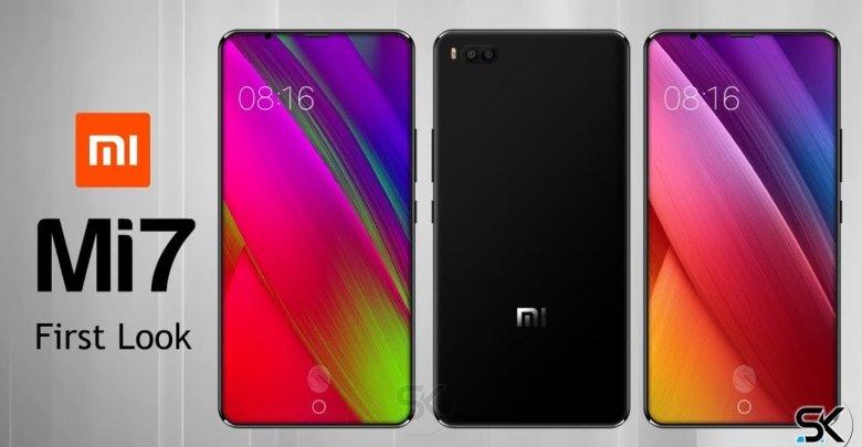Xiaomi Mi 7 Exposure