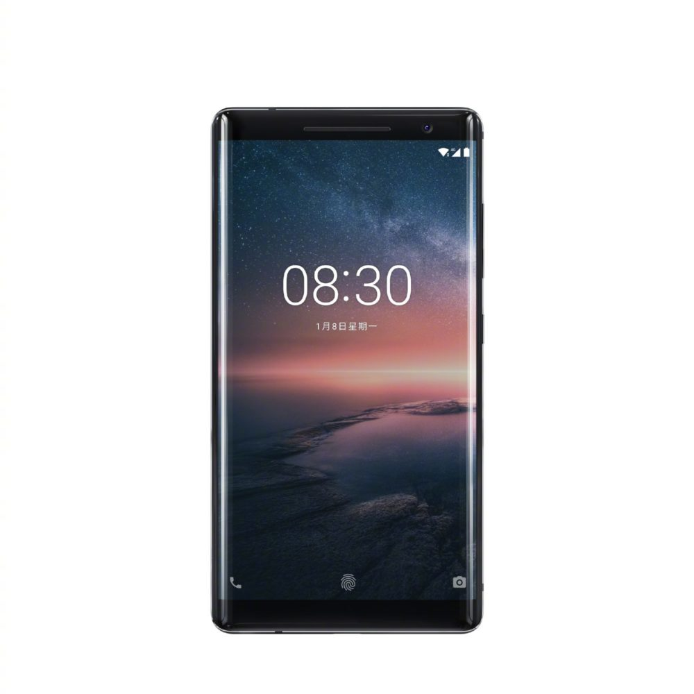 Nokia 8 Sirocco released 2