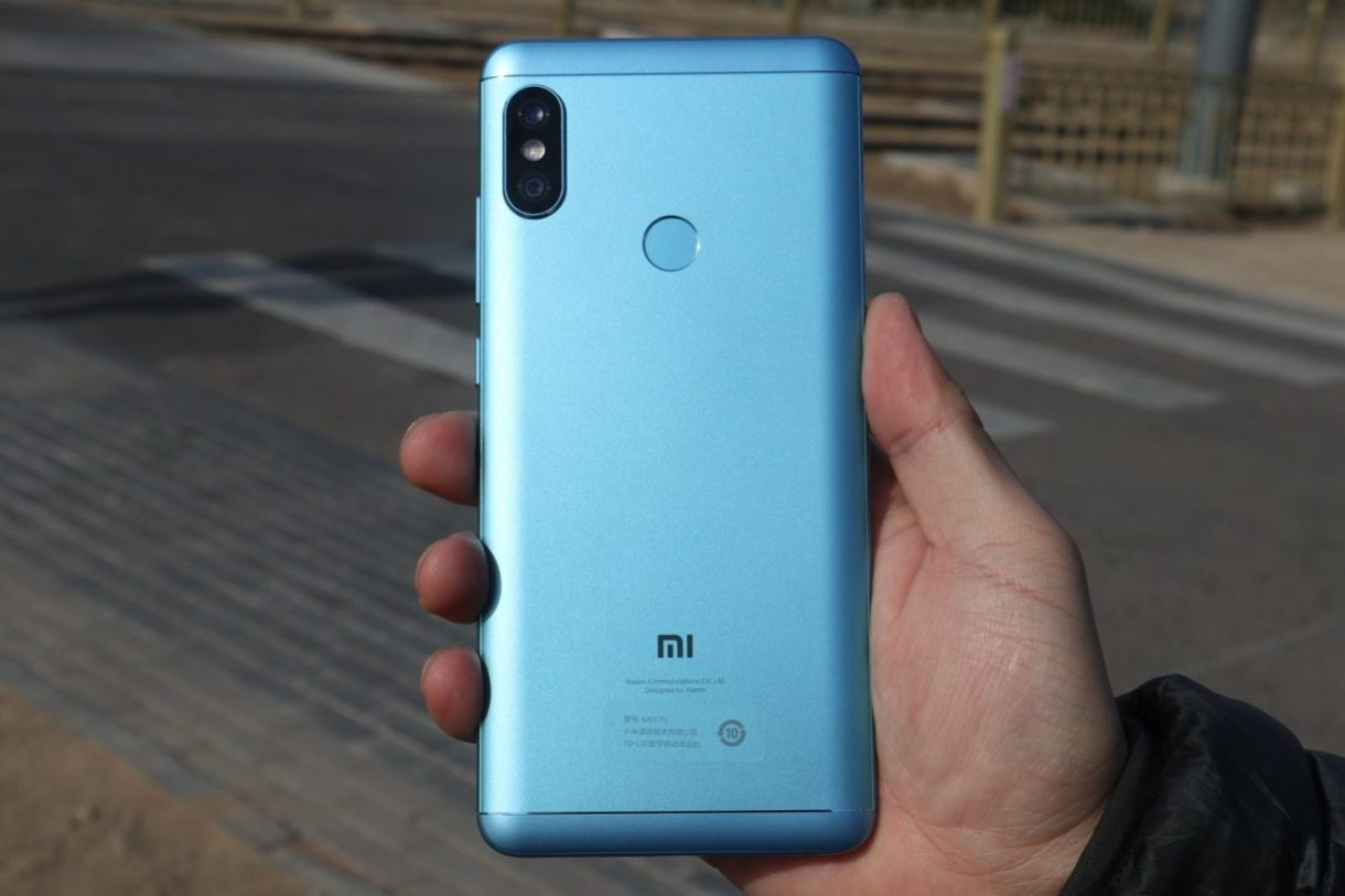 Xiaomi Redmi Note 5 Back