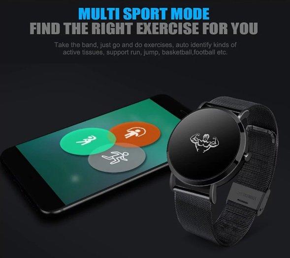 CV08 Smart Bluetooth Sport Watch sport mode