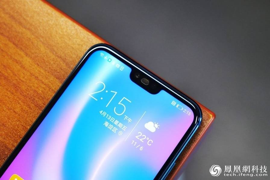 Huawei Honor 10 Hands-On Review Notch