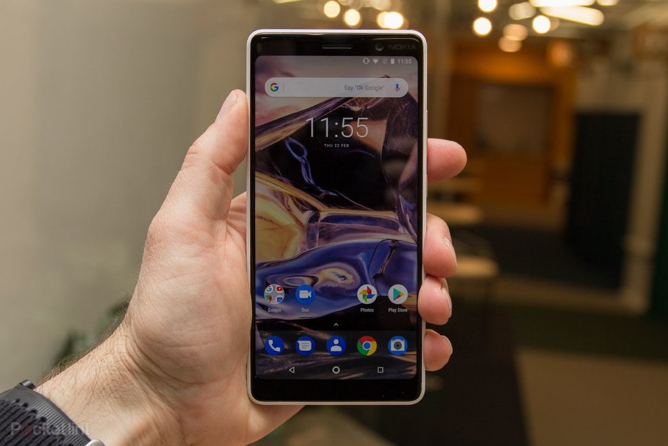 Nokia 7 Plus 8 Sirocco Android 8 1 Update Hits Support