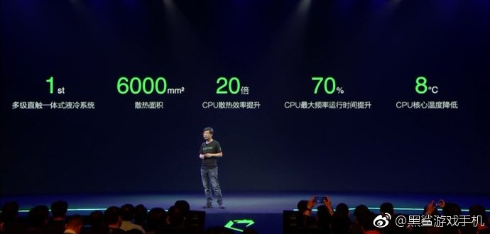 Xiaomi Black Shark Gaming Phone Releases - 6