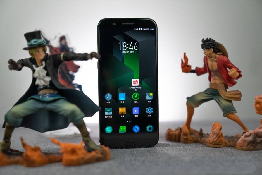Xiaomi Black Shark Gaming Phone Releases - hands onss