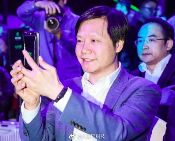 Xiaomi Mi Band 3 - Lei Jun