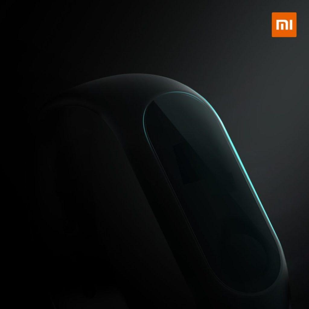 Xiaomi Mi Band 3 Teaser image