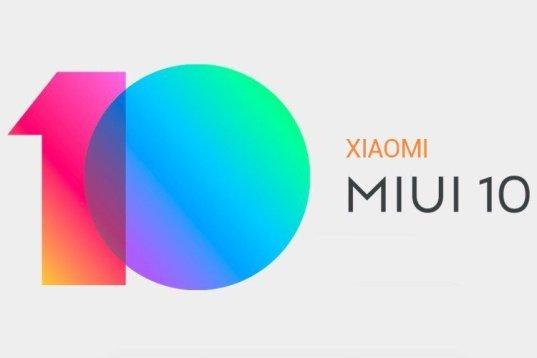 Xiaomi Smartphones MIUI 10 Global Stable ROM