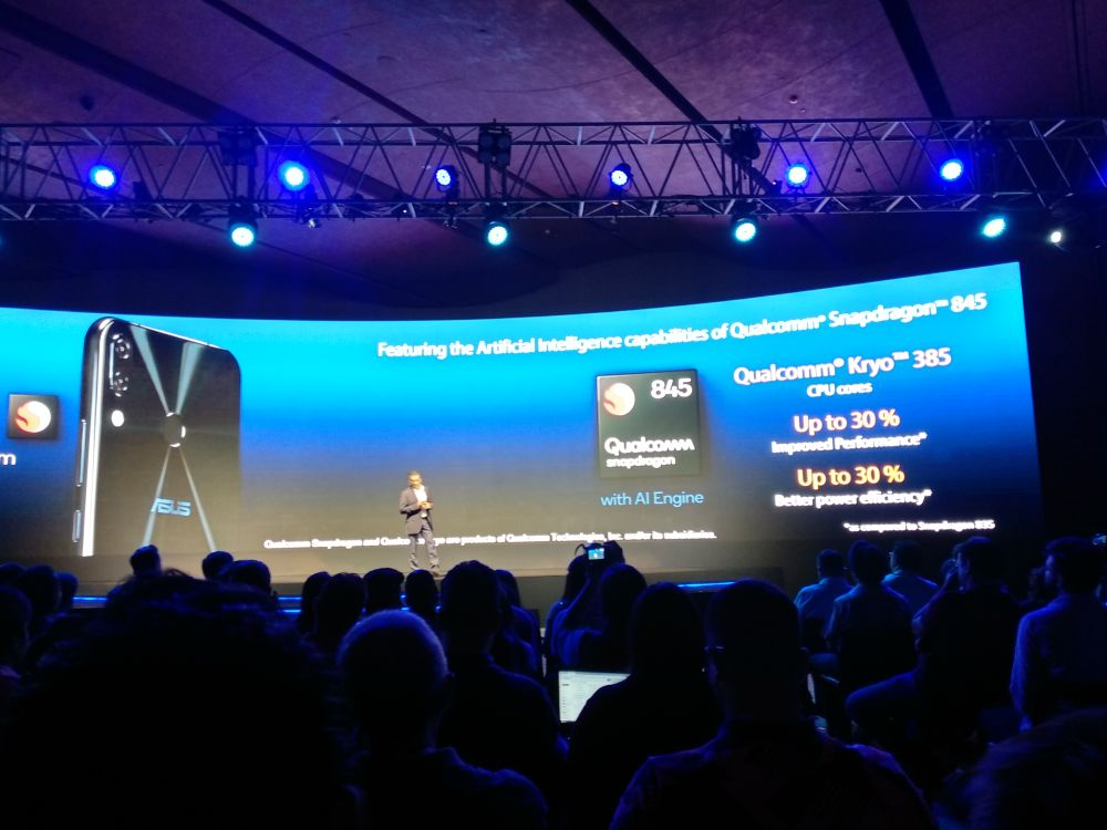 ASUS Zenfone 5Z India Release Conference 3