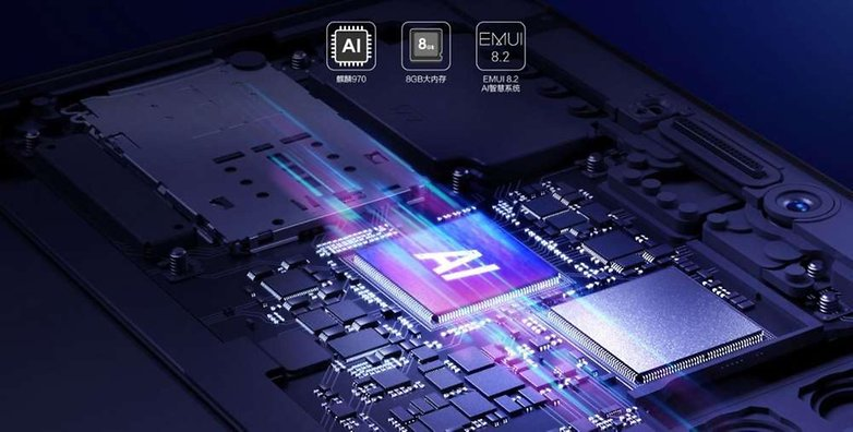 Huawei Honor Note 10 SoC