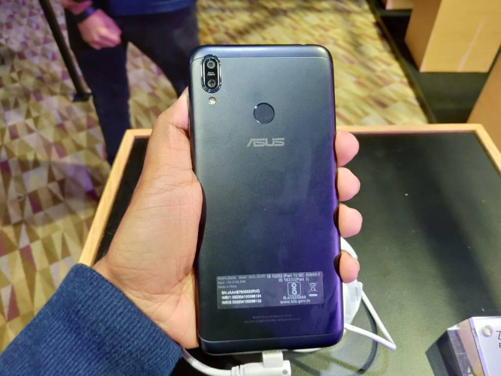 ASUS Zenfone Max M2 - Case