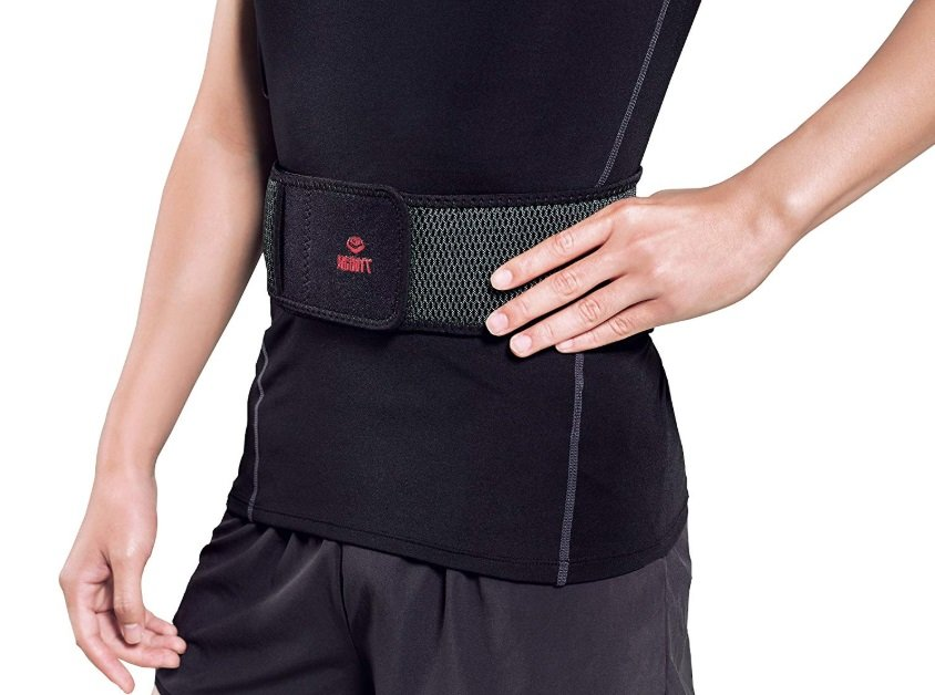 Treatment of Dysmenorrhoea with the Graphene Times Therapy Heating Waist Belt