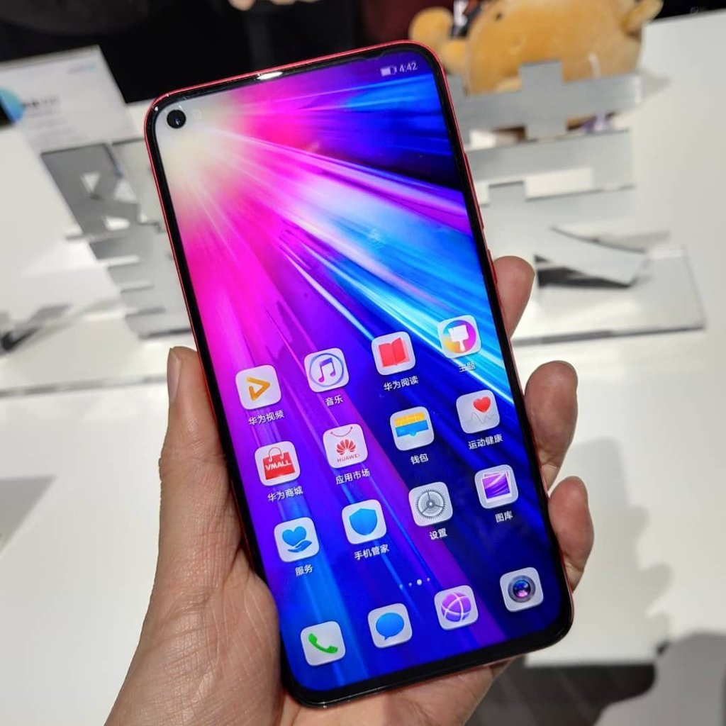 Honor V20 Hands-On - OS