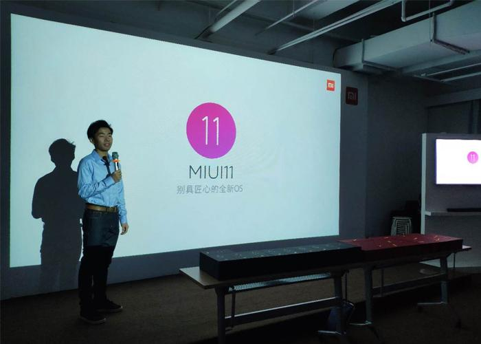 Xiaomi Confirming MIUI 11 Development