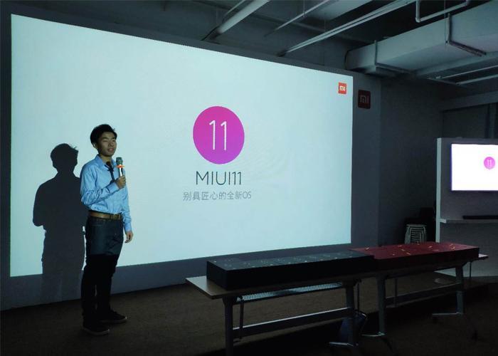 Xiaomi Confirming MIUI 11 Development