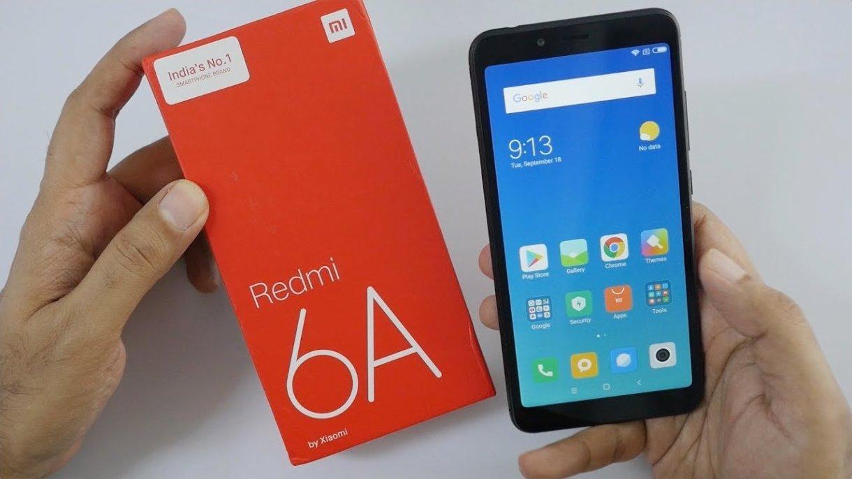 Redmi Go vs Redmi 6 vs Redmi 6A Comparison
