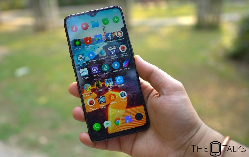 First impression of Realme 3 Pro