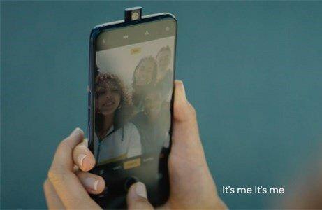 Realme-X-front-camera-design