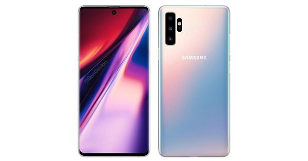 Samsung Galaxy Note 10 Leaked Image