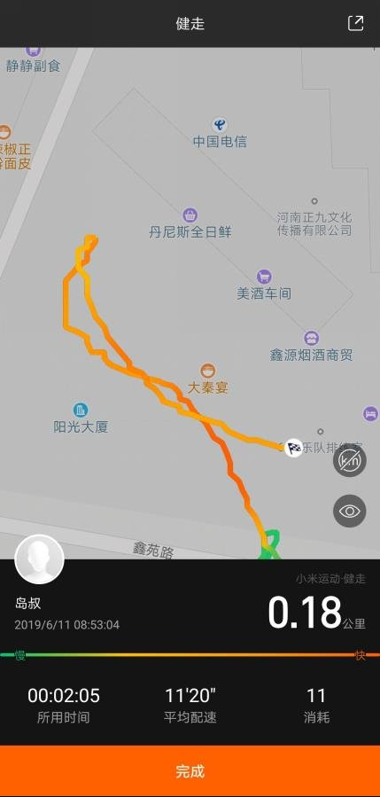 Xiaomi Mi Band 4 Review GPS outdoor