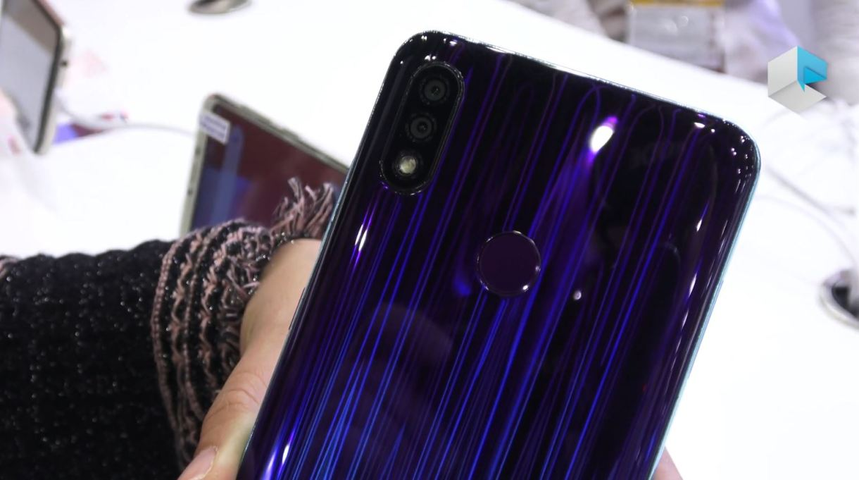 Allcall S10 preview - rear camera