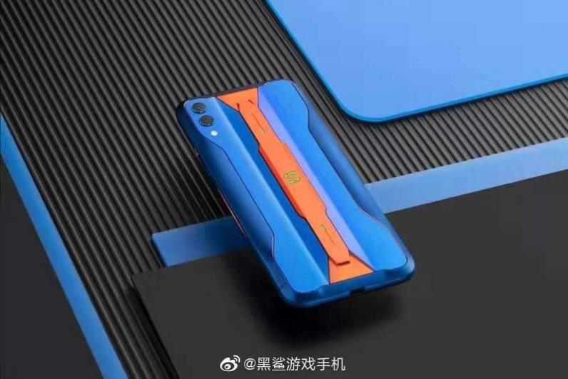 Black Shark Gaming Phone 2 color blue