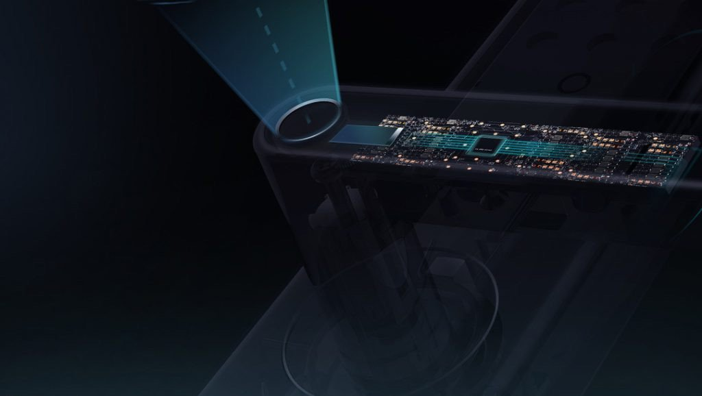 MIJIA OJJ X1 Smart Door Lock fingerprint module