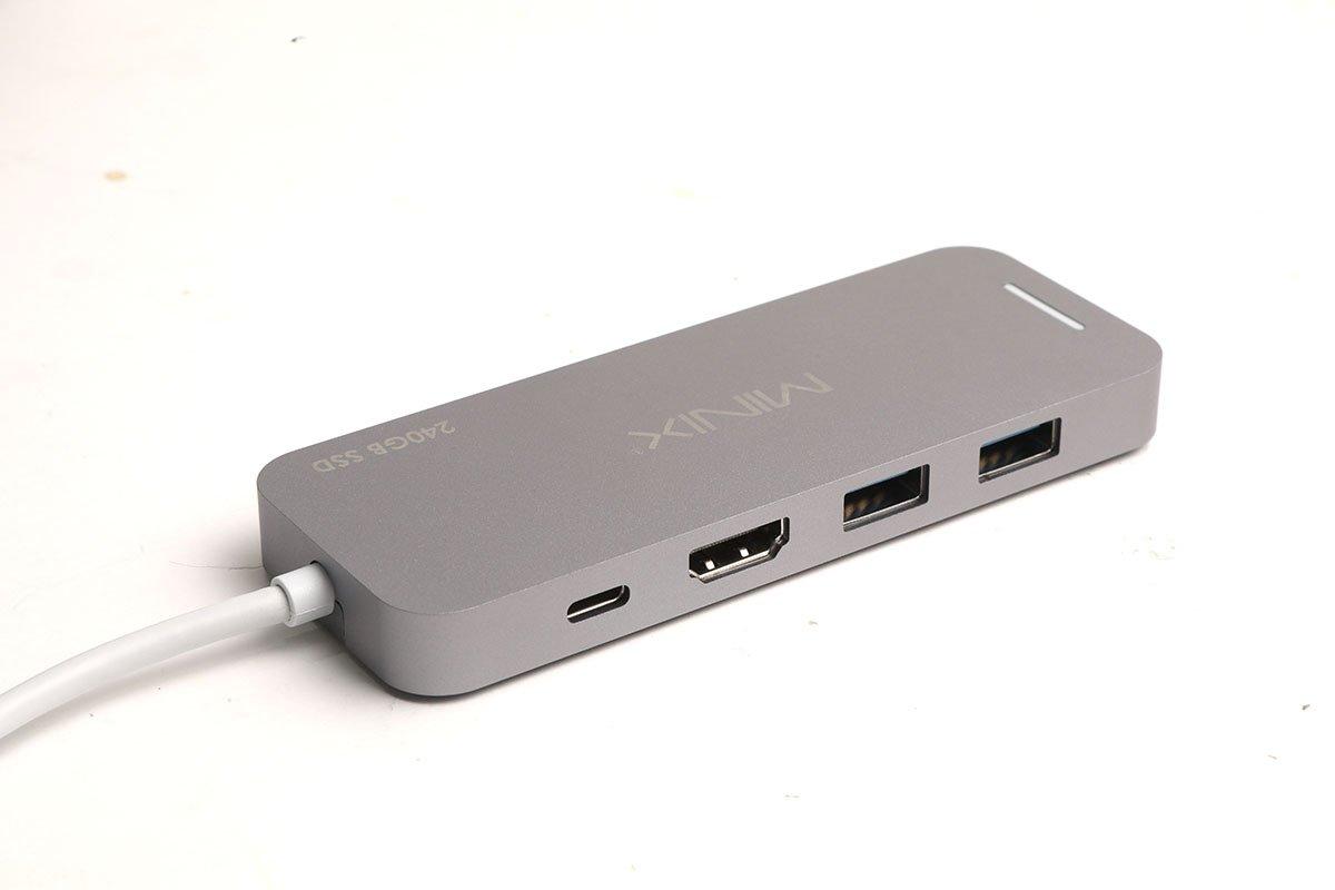Minix NEO S2 240GB SSD HUB Interface