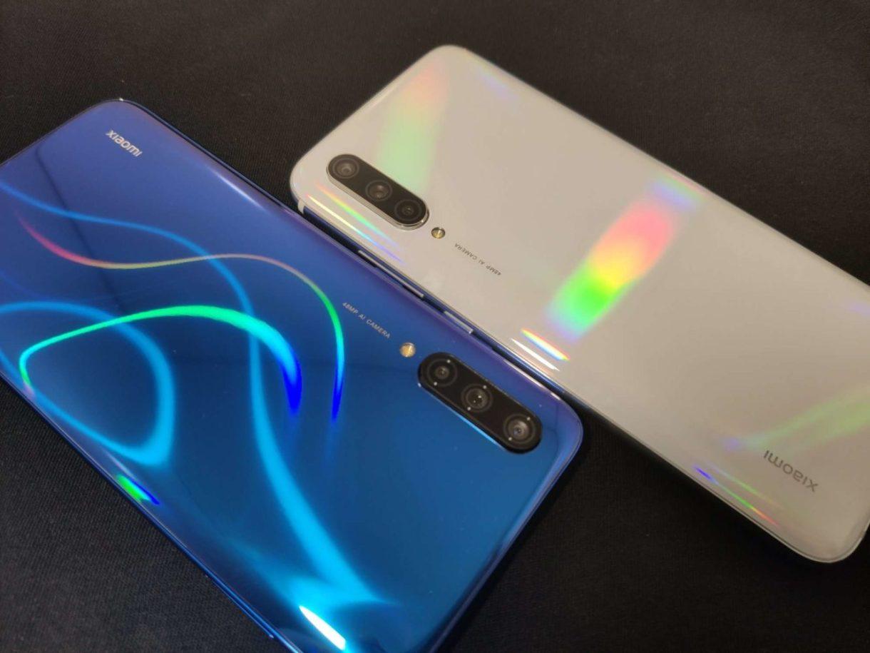Xiaomi CC9 rear featured