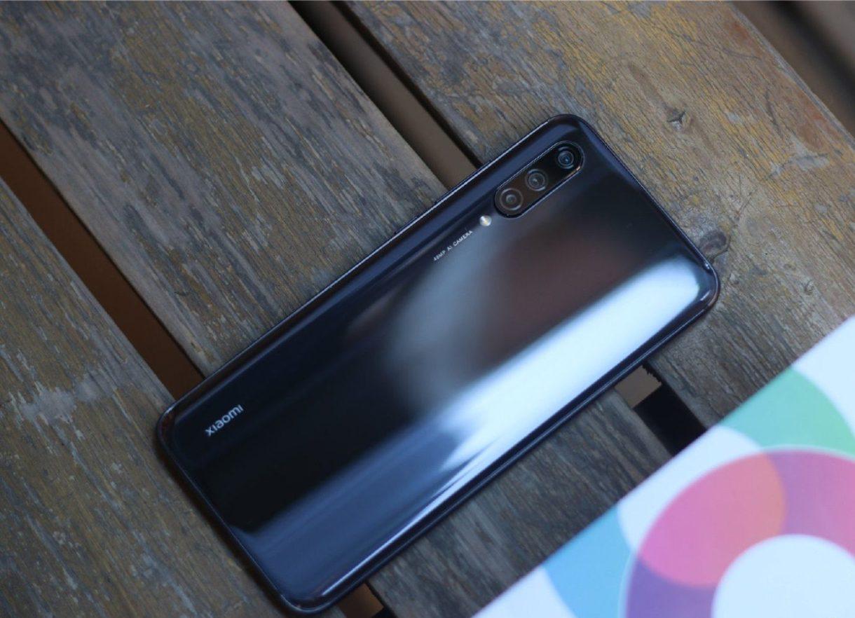 Xiaomi CC9 rear