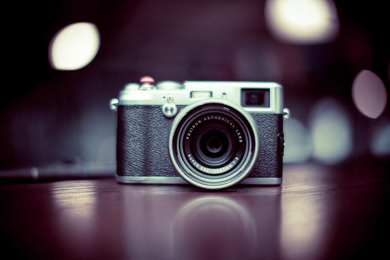 bokeh camera