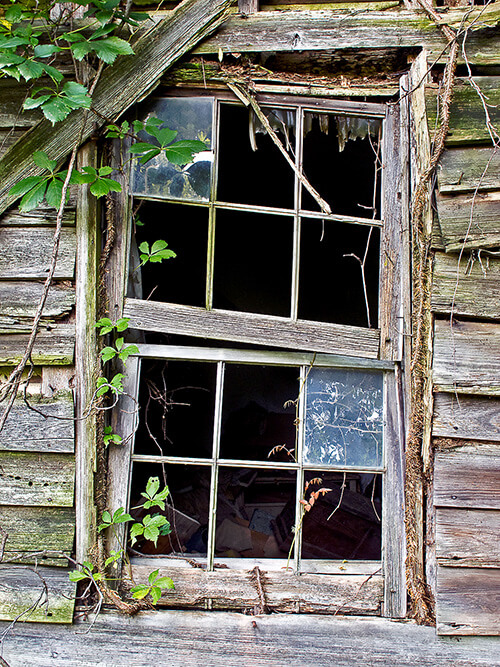 Old-House-Window