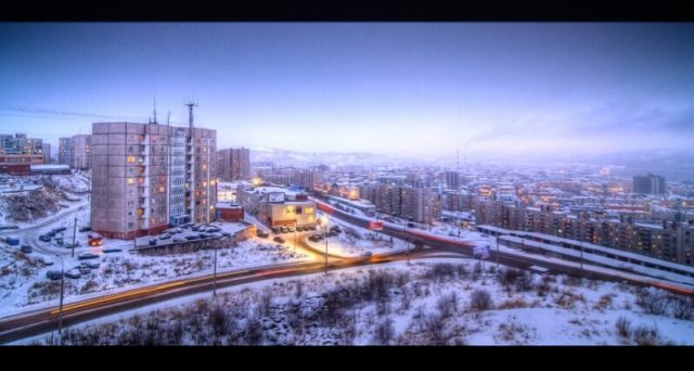 euno - Murmansk