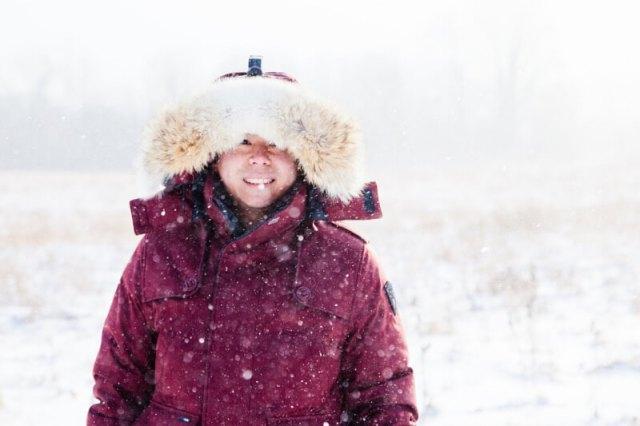 Chung Ho Leung - Canadian Winter