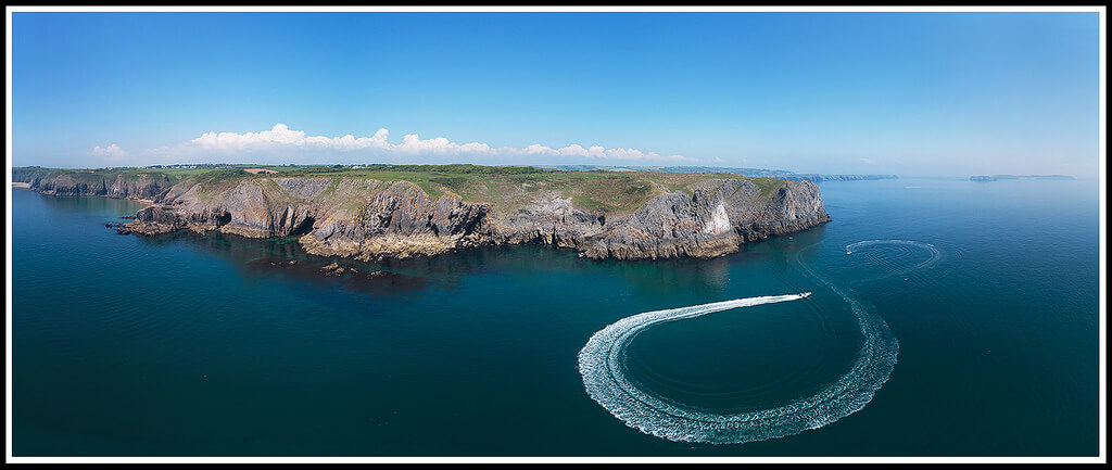 Pembrokeshire kustlijn