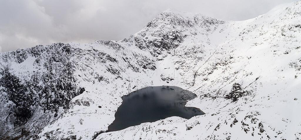 Snowdon Drone Pano