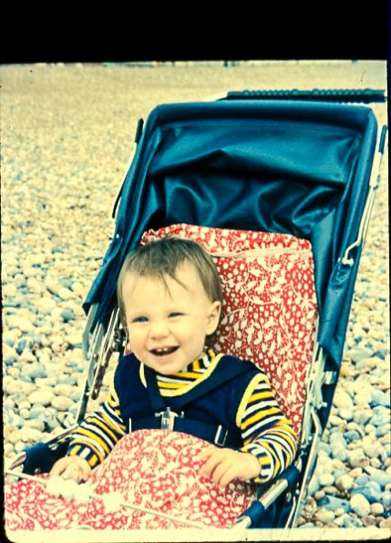 baby family film photography
