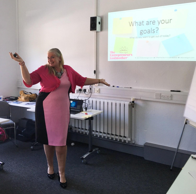 Learning, Training, Development, Alison Edgar, Entrepreneur's Godmother, LEP, local business